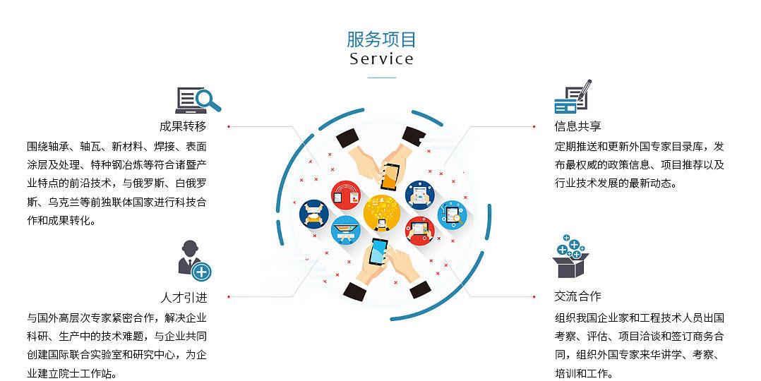 服务项目 Service