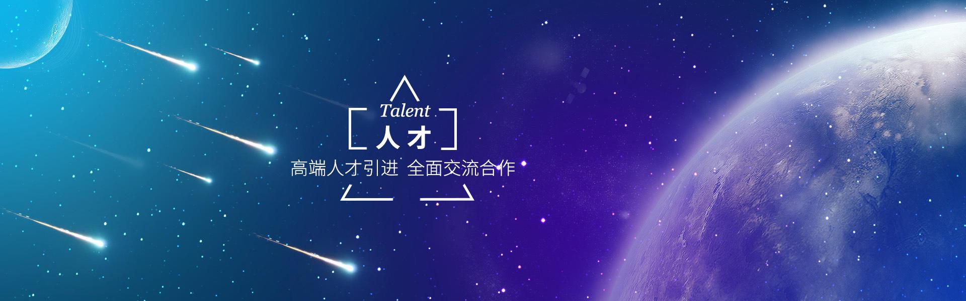 人才(Talent):高端人才引进全面交流合作